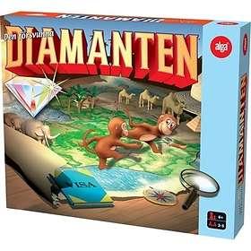 Alga Den Försvunna Diamanten (pocket)