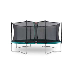 Berg Toys Grand Favorit Oval with Safety Net Comfort 520cm