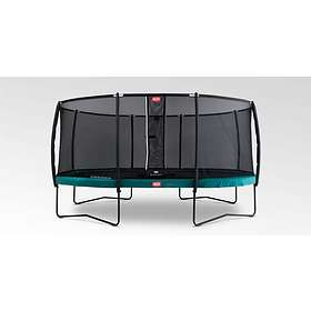 Berg Toys Grand Champion Oval Airflow with Safety Net Deluxe 470x310cm