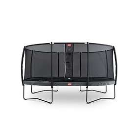 Berg Toys Grand Champion Oval Airflow with Safety Net Deluxe 350x250cm