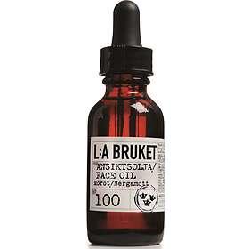 L:A Bruket Morot/Bergamott Face Oil 30ml