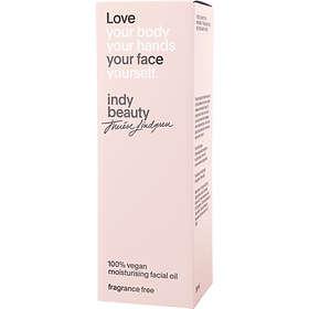 Indy Beauty Moisturizing Facial Oil 30ml