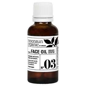 Moonsun Organic Face Oil 30ml