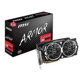 MSI Radeon RX 590 Armor OC 2xHDMI 2xDP 8Go