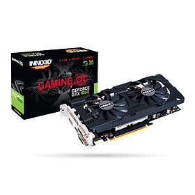 Inno3D GeForce GTX 1060 Gaming OC (N1060-BSDN-N6GNX) HDMI 3xDP 6Go
