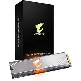 Aorus RGB M.2 2280 SSD 256Go