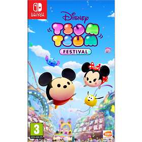 Tsum Tsum: Festival (Switch)