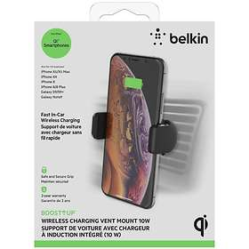 Belkin Wireless Charging Car Mount F7U053