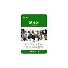 Microsoft Xbox Game Pass 3 Months Card