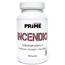 Prime Nutrition Incendio 60 Tabletter