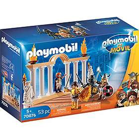 Playmobil The Movie 70076 Emperor Maximus in the Colosseum
