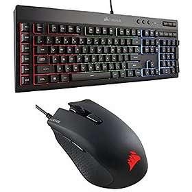 Corsair Gaming K55 + Harpoon RGB Combo (FR)