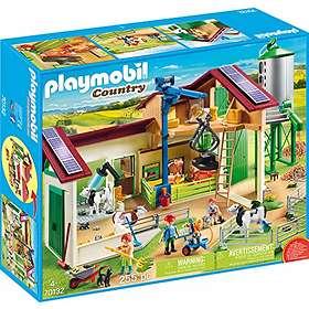 Playmobil Country 70132 Bondgård med djur