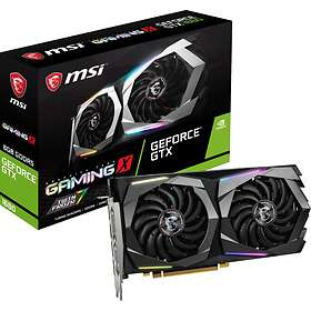 MSI GeForce GTX 1660 Gaming X HDMI 3xDP 6Go