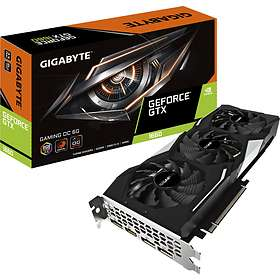 Gigabyte GeForce GTX 1660 Gaming OC HDMI 3xDP 6GB