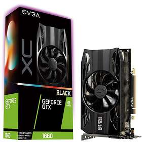 EVGA GeForce GTX 1660 XC Black HDMI DP 6Go