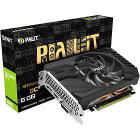 Palit GeForce GTX 1660 StormX OC HDMI DP 6GB