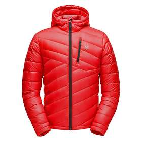 Spyder Syrround Hoody Down Jacket (Herr)