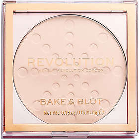 Makeup Revolution Bake & Blot Finishing Powder 5,5g