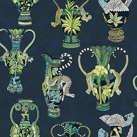 Cole & Son Khulu Vases Ardmore (109/12058)