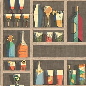 Cole & Son Cocktails Fornasetti Senza Tempo (114/23043)