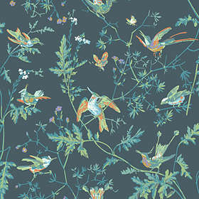Cole & Son Hummingbirds Icons (112/4014)
