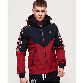 Superdry Sport Stripe Chrome Cagoule Jacket (Herr)