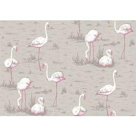 Cole & Son Flamingos New Contemporary (66/6042)