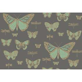 Cole & Son Butterflies & Dragonflies Whimsical (103/15067)