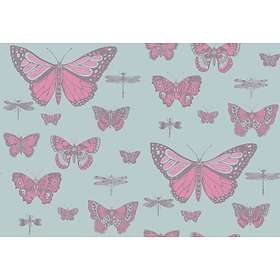 Cole & Son Butterflies & Dragonflies Whimsical (103/15062)