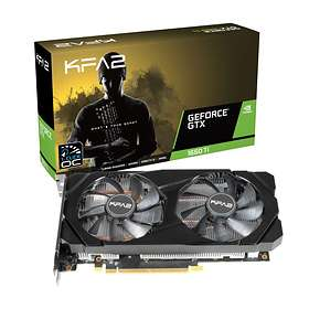 Galax/KFA2 GeForce GTX 1660 Ti (1-Click OC) HDMI DP 6GB