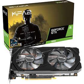 Galax/KFA2 GeForce GTX 1660 (1-Click OC) HDMI DP 6GB