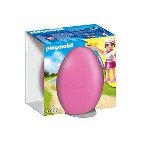 Playmobil Eggs 70084 Servitris med disk