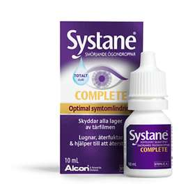 Alcon Systane Complete Eye Drops 10ml
