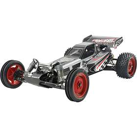 Tamiya DT-03 Chassis Black Edition w/Racing Fighter Body (84435) Kit