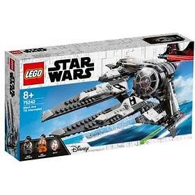 LEGO Star Wars 75242 Black Ace -TIE-torjuntahävittäjä