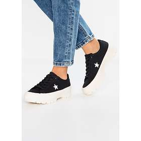 Converse One Star Lugged Platform Canvas Low (Unisex)