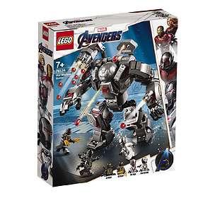 LEGO Marvel Super Heroes 76124 War Machine-knuseren
