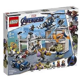 LEGO Marvel Super Heroes 76131 Avengers kasernstrid
