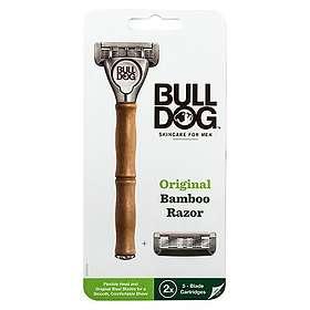 Bulldog Original Bamboo (+1 extra blade)