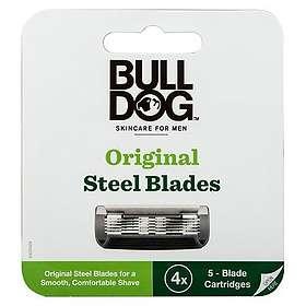 Bulldog Original Blades 4-pack