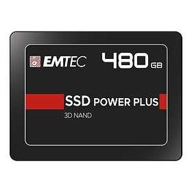 EMTEC X150 Power Plus SSD 480Go