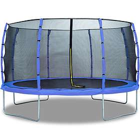 TrekkRunner Trampoline Colosseum With Safety Net 366cmØ