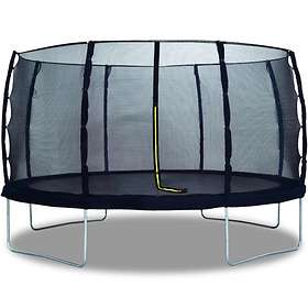 TrekkRunner Trampoline Colosseum With Safety Net 427cmØ