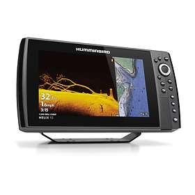Humminbird Helix 10 Chirp Mega SI GPS Combo G3N
