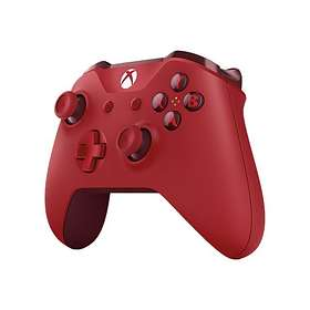 Microsoft Xbox One Wireless Controller S - Sport Red SE (Xbox One/PC)