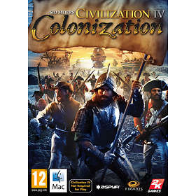 Sid Meier's Civilization IV: Colonization (Mac)