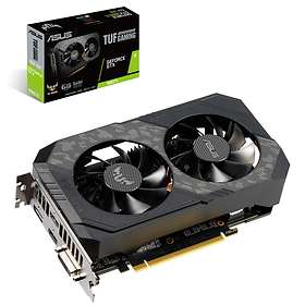 Asus GeForce GTX 1660 Ti TUF Gaming HDMI DP 6GB