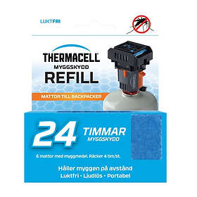 Thermacell Refill Backpacker 24h