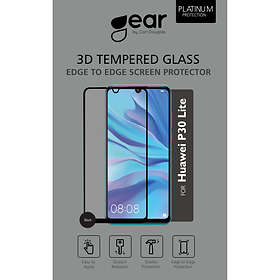 Gear by Carl Douglas 3D Tempered Glass for Huawei P30 Lite